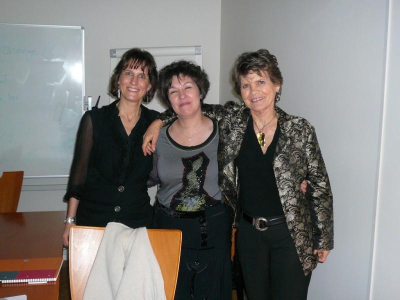 Katharina, Teresa, Barbara © Paradoxes