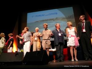 Cloture du VIIème forum de la CFHTB 4 juin 2011