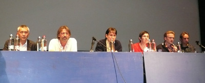 J.-J. Wittezaele, D. Gerbinet, I. Bouaziz, T. Garcia, V. Gérard, P. Boscolo © Paradoxes