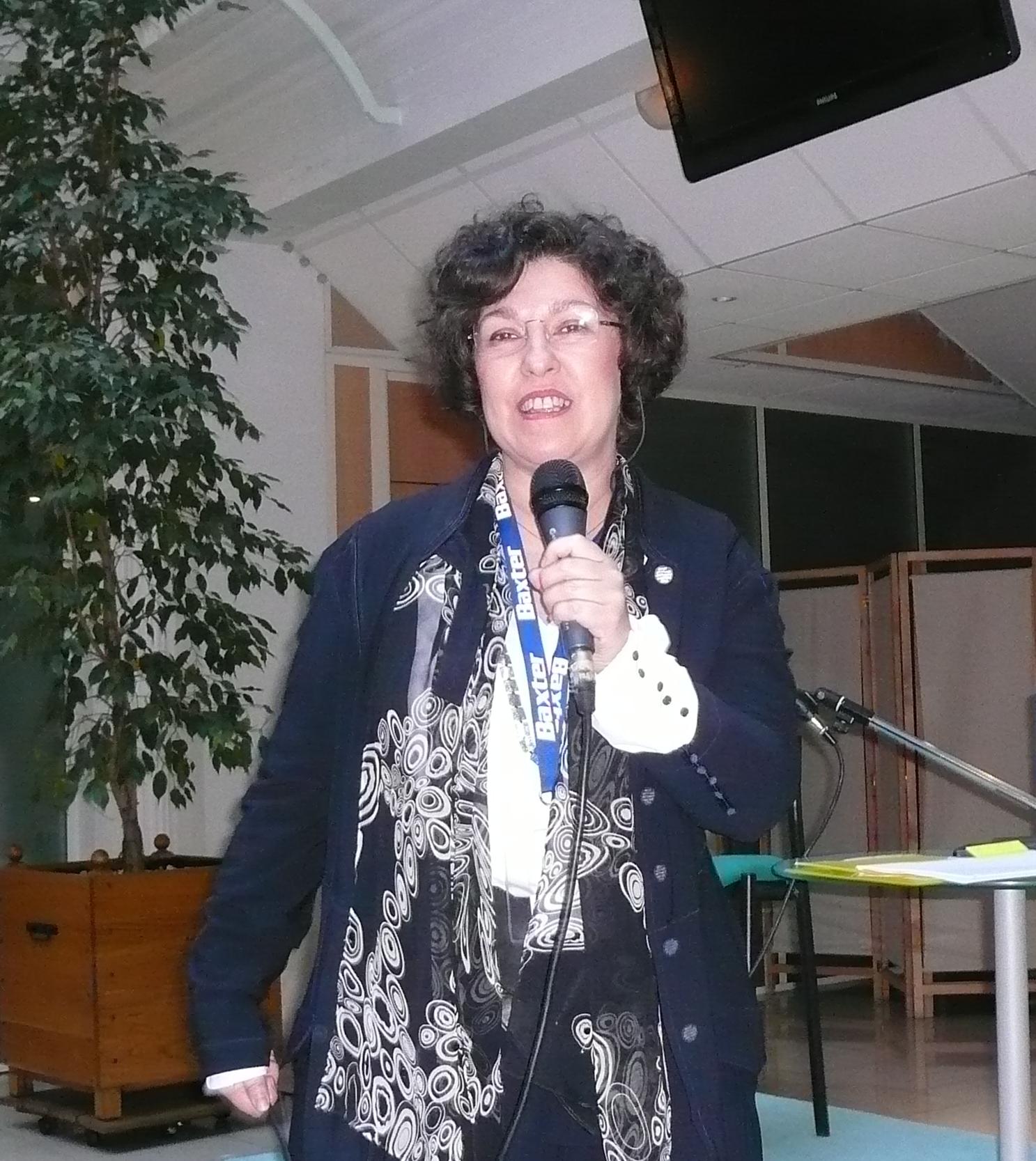 Hommage à Teresa Garcia Rivera (1958 – 2019)