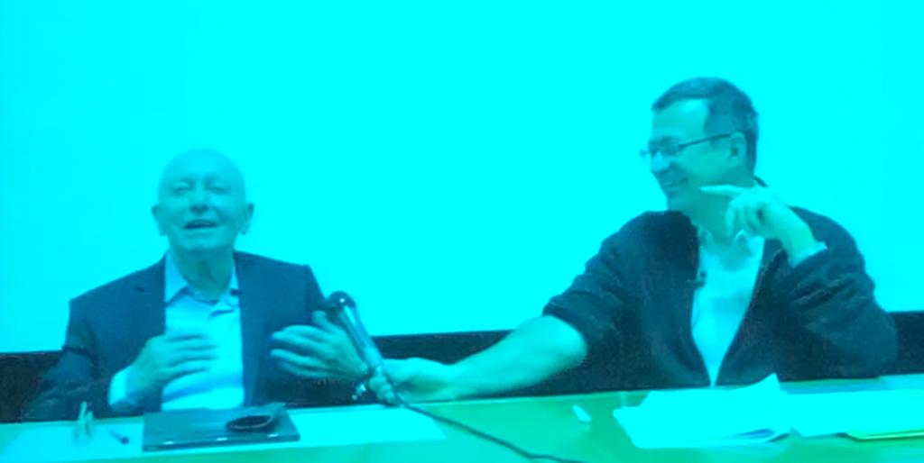 François Roustang avec Jean-marc Benhaiem